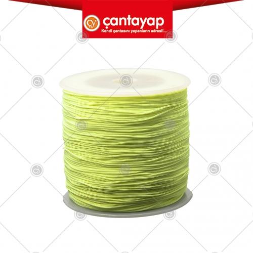 Paraşüt İpi-Fosforlu Sarı