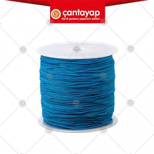 Paraşüt İpi-Koyu Mavi